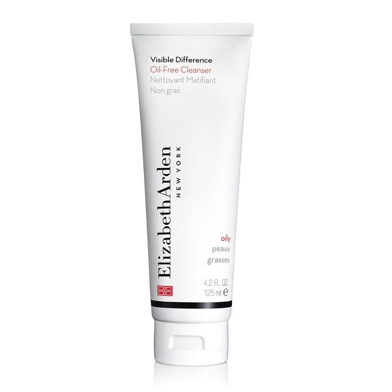 Elizabeth Arden Visible Difference Oil Free Cleanser For Oily Skin