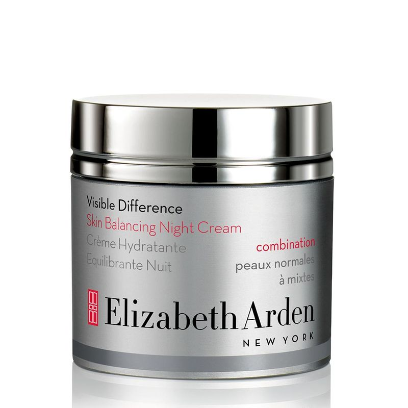Elizabeth Arden Visible Difference Skin Balancing Night Cream - For Combination Skin
