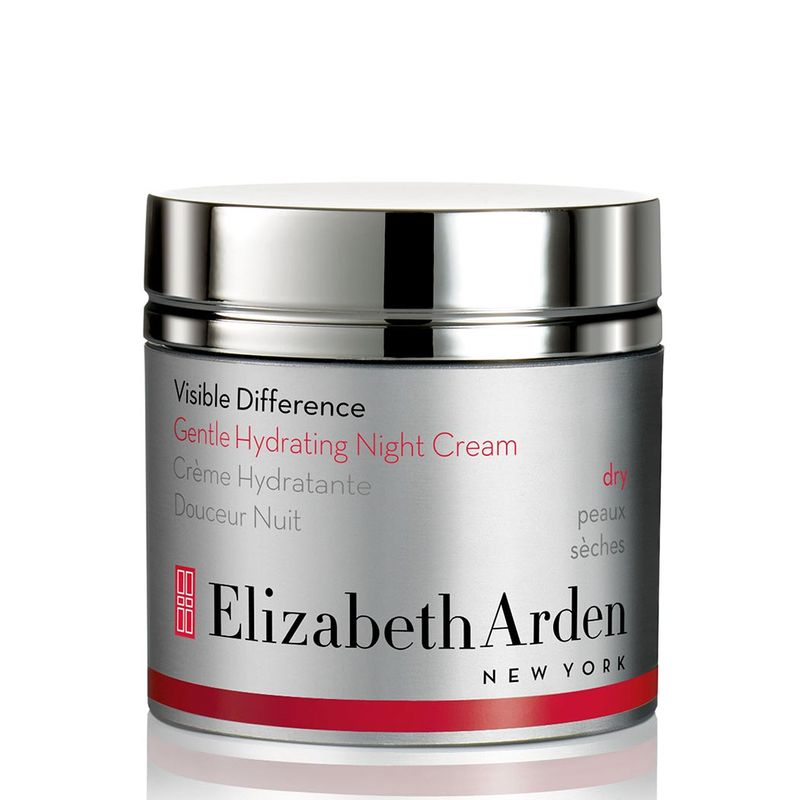 Elizabeth Arden Visible Difference Gentle Hydrating Night Cream - For Dry Skin