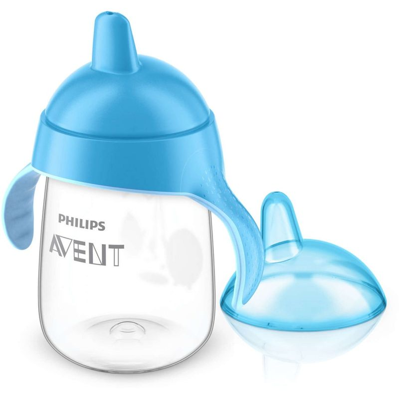 Philips Avent Premium Spout Cup - Blue - Single Pack