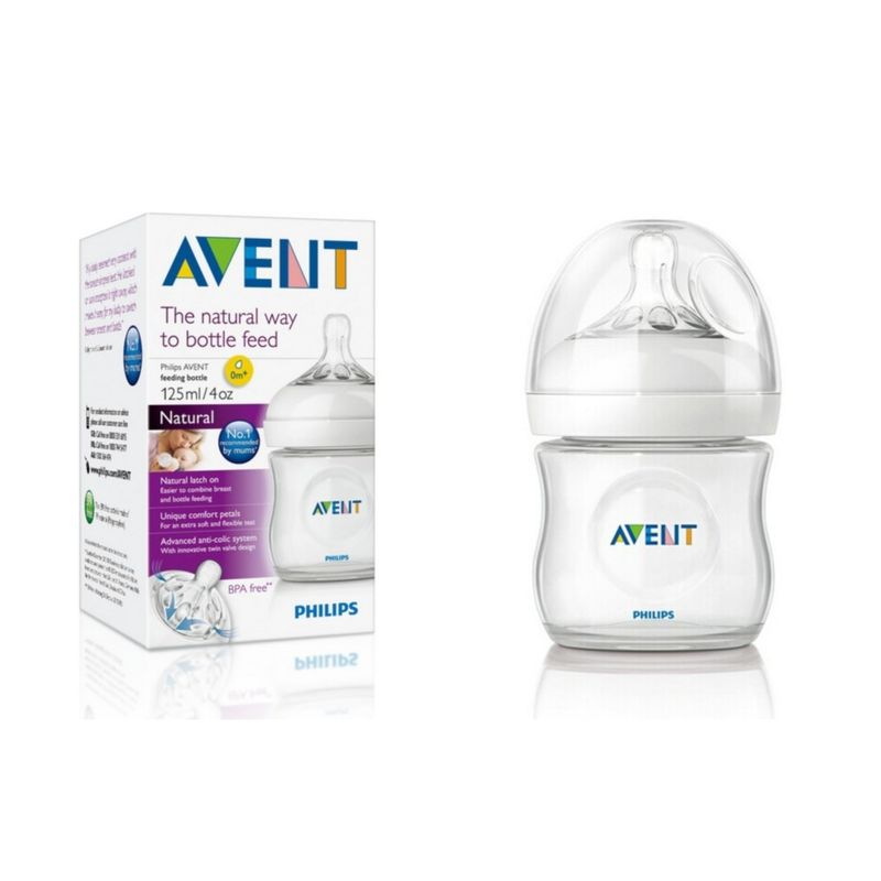 Philips Avent Natural Bottle - Single Pack - 8710103736820