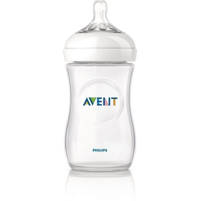 Philips Avent Natural Bottle - Single Pack - 8710103736844