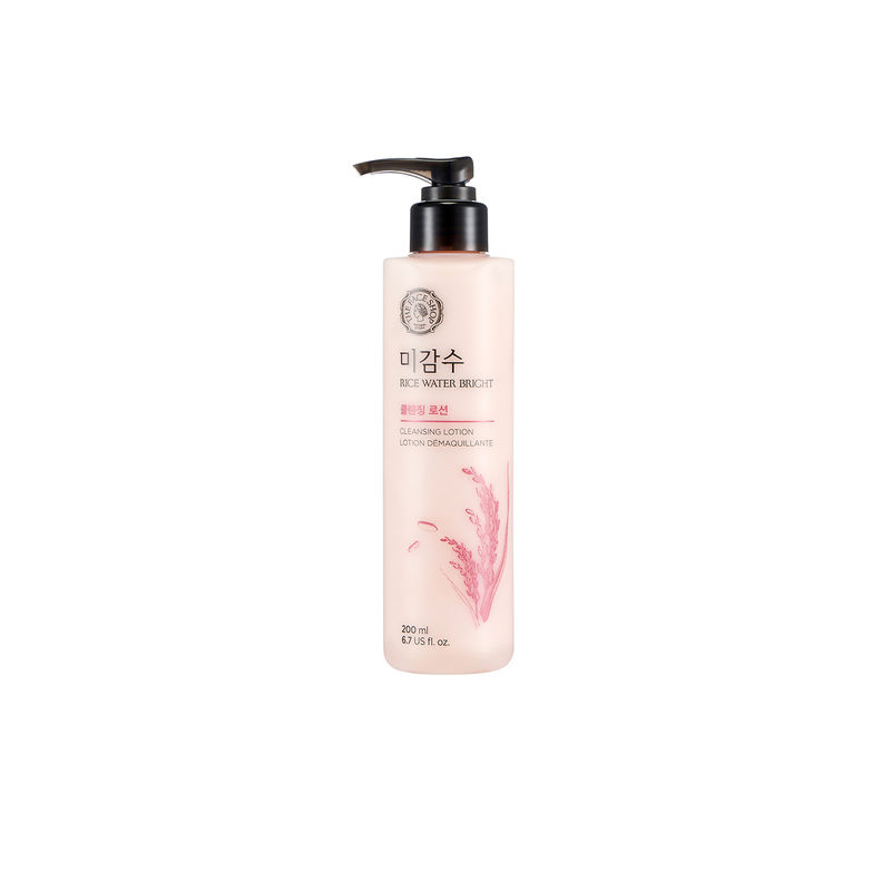 The Face Shop Rice Water Bright Cleansing Lotion