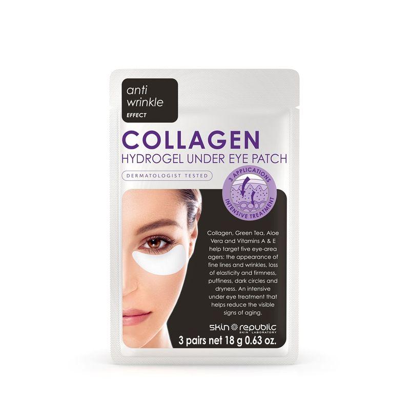 Skin Republic Collagen Hydrogel Under Eye Patch 3 Pairs