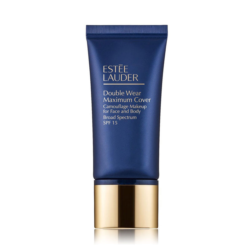 Estee Lauder Double Wear Maximum Cover Camouflage Makeup For Face And Body SPF 15 - Spiced Sand