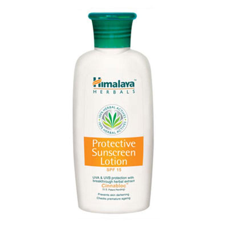 Himalaya Herbals Protective Sunscreen Lotion SPF 15