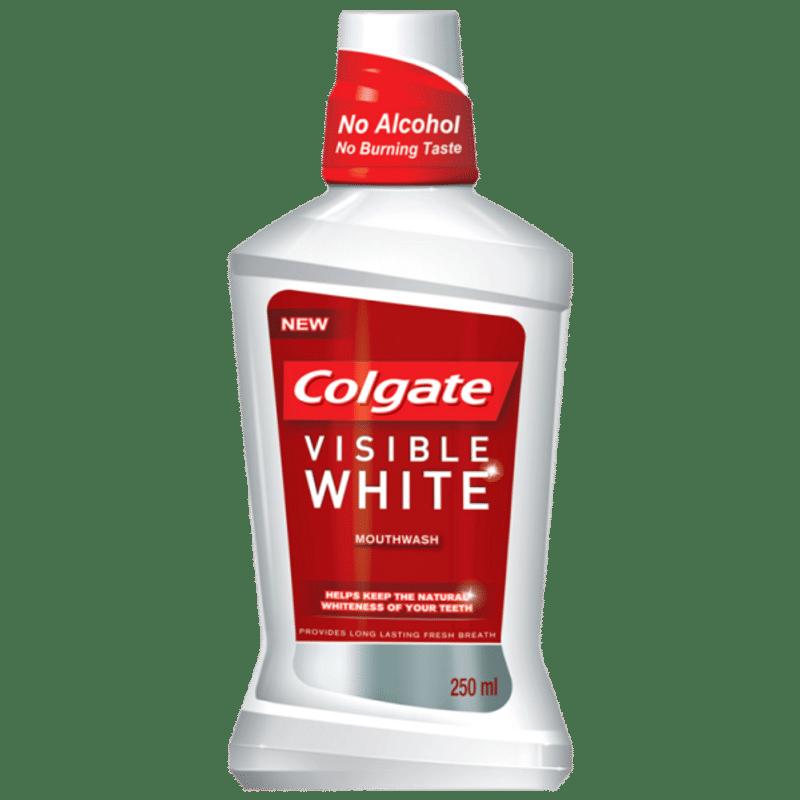 Colgate Plax Visible White Mouthwash