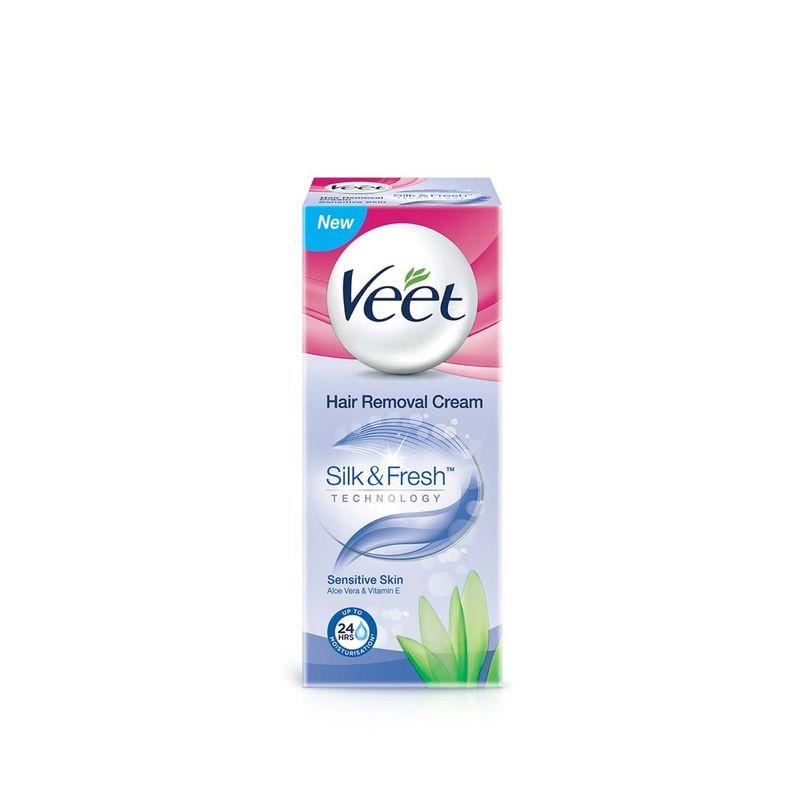Veet Hair Removal Cream Sensitive (20% Extra)