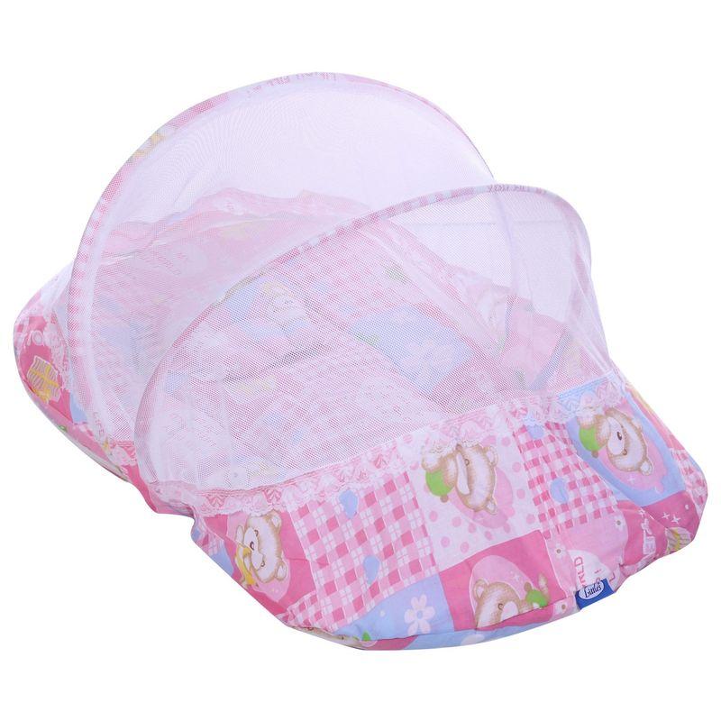 Littles Bassinet - Lovely Pink