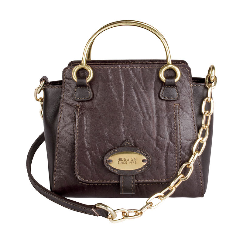 061446507a81 Hidesign Wanda Brown Sling Bag at Nykaa.com