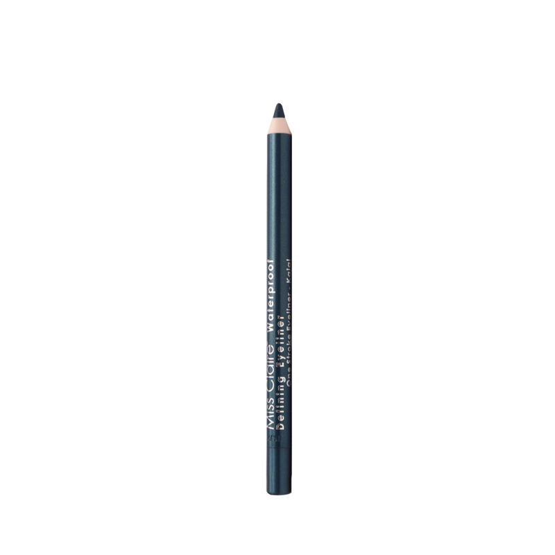 Miss Claire Waterproof Defining One Stroke Eyeliner Kajal - Hawaiian Blue