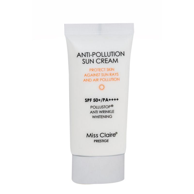 Miss Claire Pre. Anti Pollution Sun Cream - SPF 50