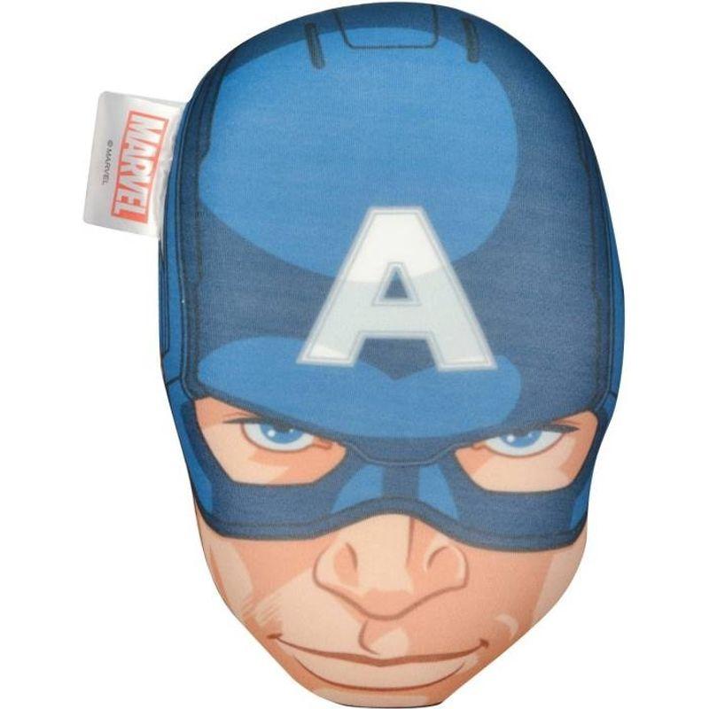 Disney Fun Cushion Avenger Captain America Face