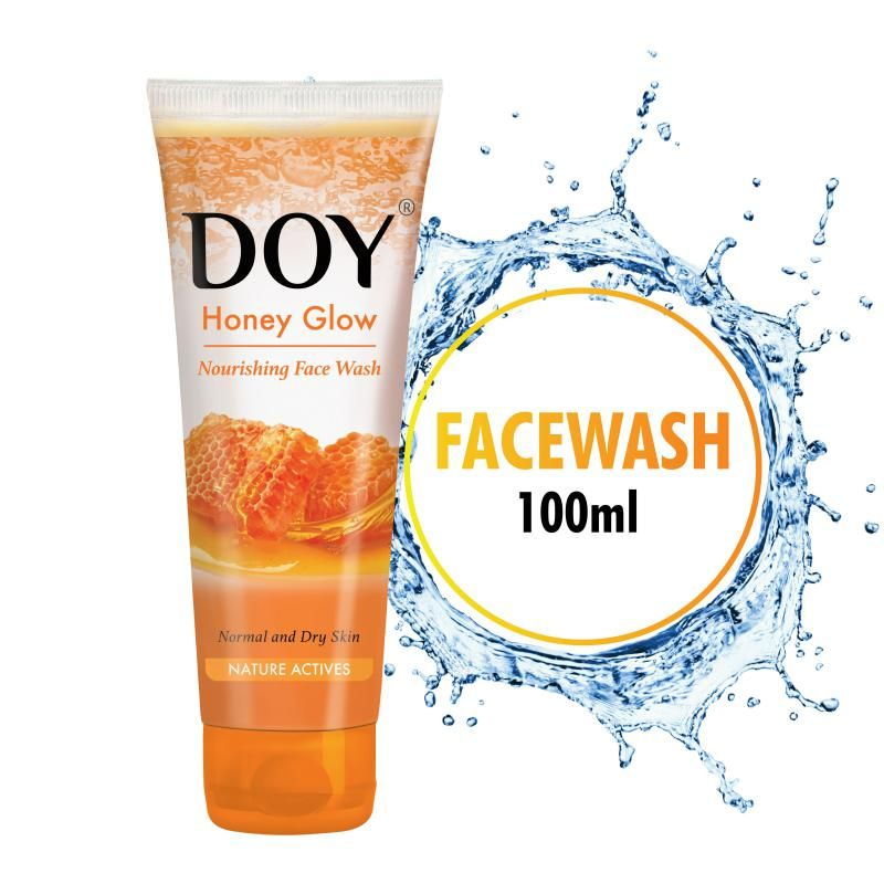 Doy Honey Glow Face Wash