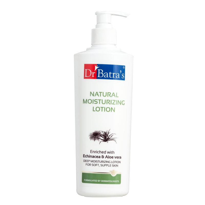 Dr Batra's Natural Moisturizing Lotion - 400ml