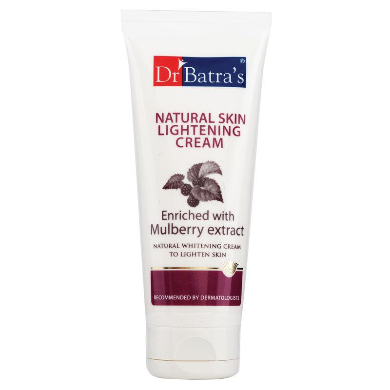 Dr. Batra's Natural Skin Lightening Cream