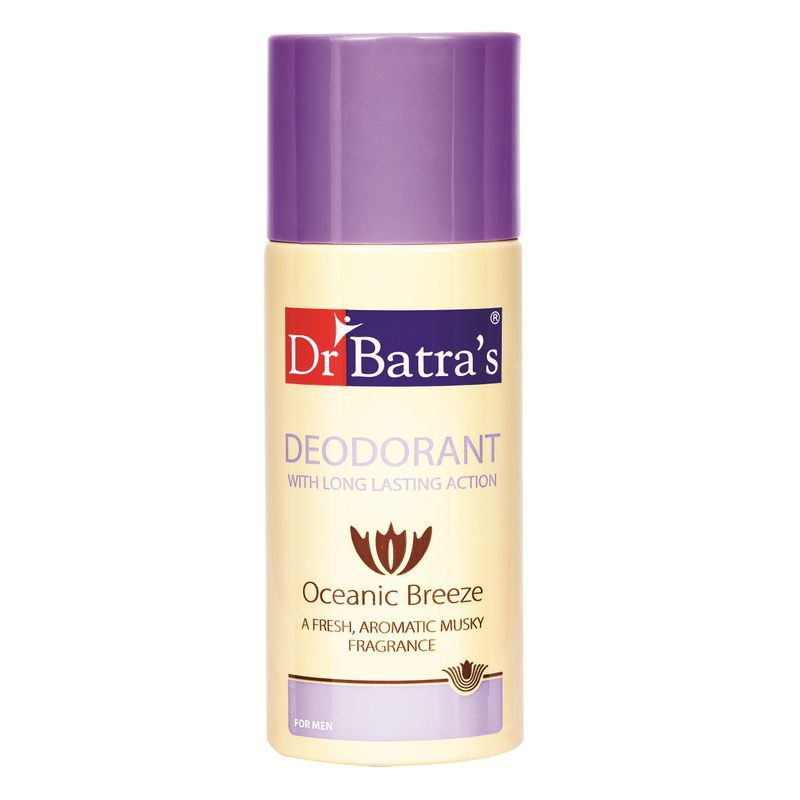Dr. Batra's Deodorant Spray For Men