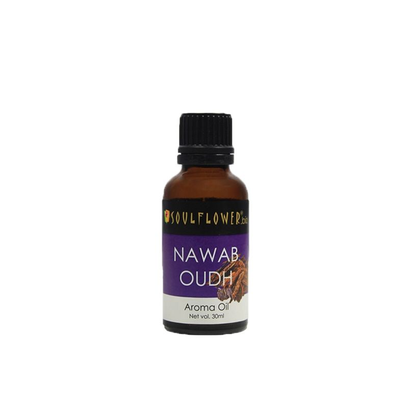 Soulflower Nawab Oudh Aroma Oil