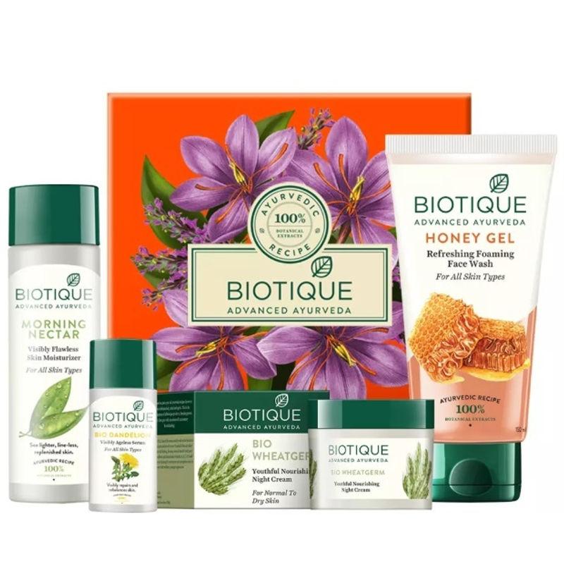 Biotique Youthful Skincare Beauty Box