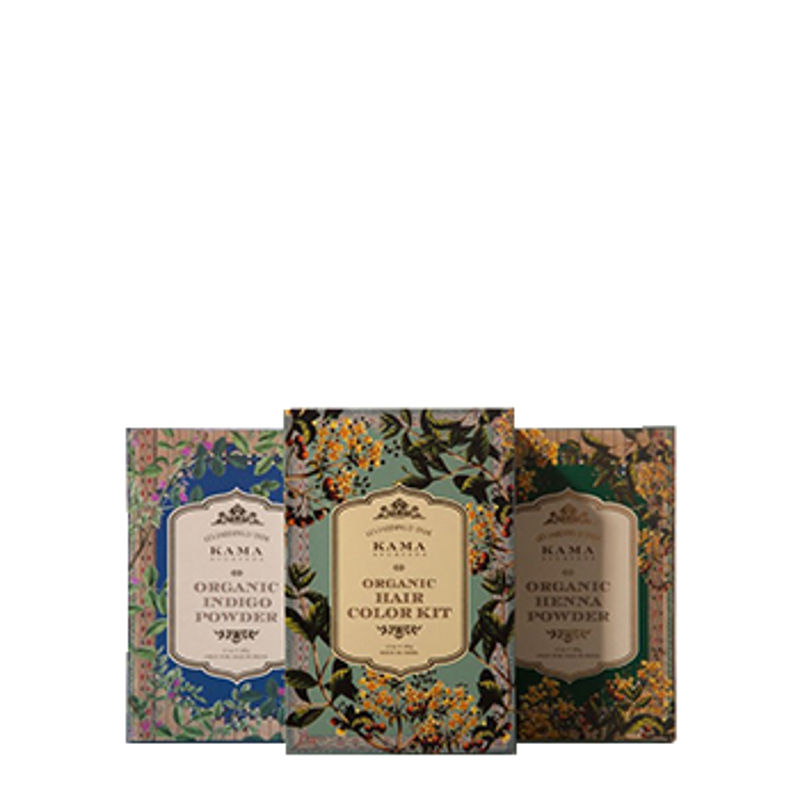 Kama Ayurveda Hair Color Buy Kama Ayurveda Organic Hair Color Kit