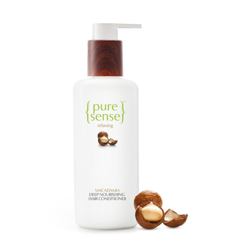PureSense Macadamia Deep Nourishing Hair Conditioner - Sulphate And Paraben Free
