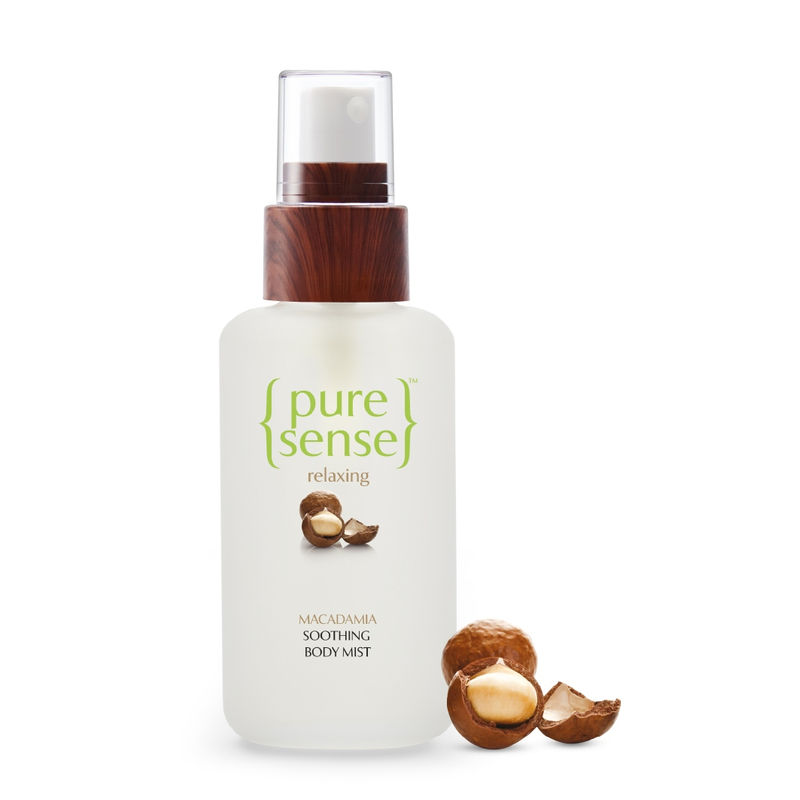 PureSense Macadamia Soothing Body Mist - Sulphate And Paraben Free