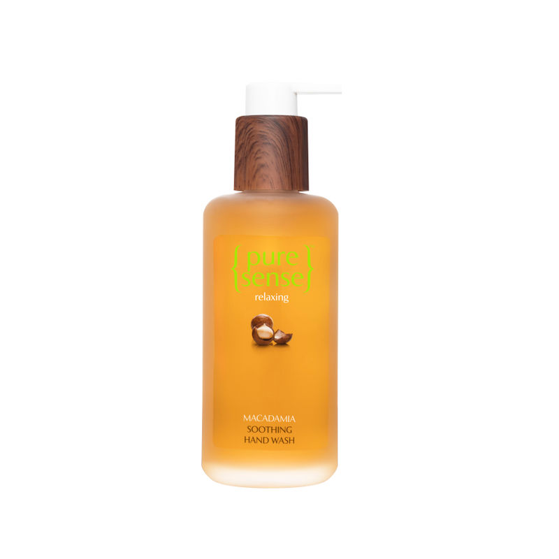 PureSense Macadamia Soothing Hand Wash - Sulphate & Paraben Free