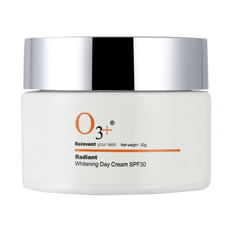 O3+ Radiant Whitening Day Cream SPF 30 50gm