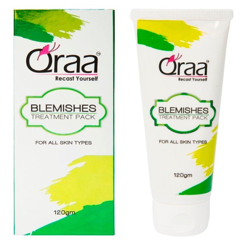 Qraa Anti Blemishes Treatment Pack