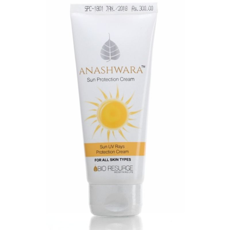 Bio Resurge Anashwara Sun Protection Cream