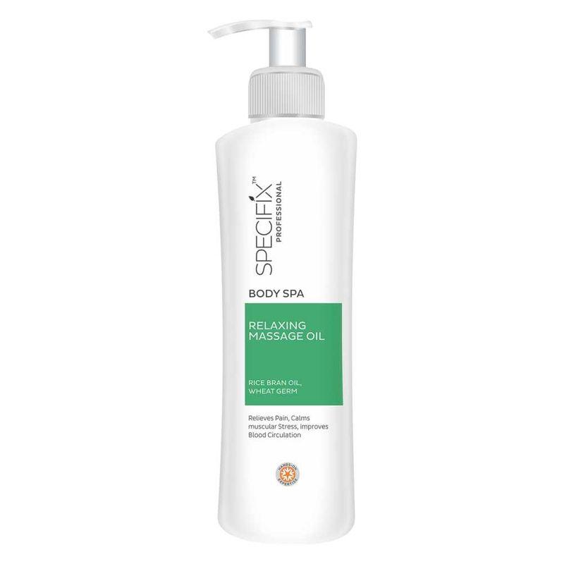 Specifix Professional Eucalyptus Relaxing Massage Oil