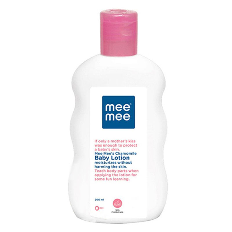 Mee Mee Moisturising Baby Lotion With Fruit Extracts 200ml