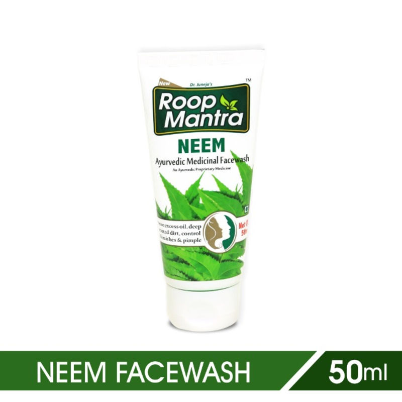 Roop Mantra Neem Face Wash