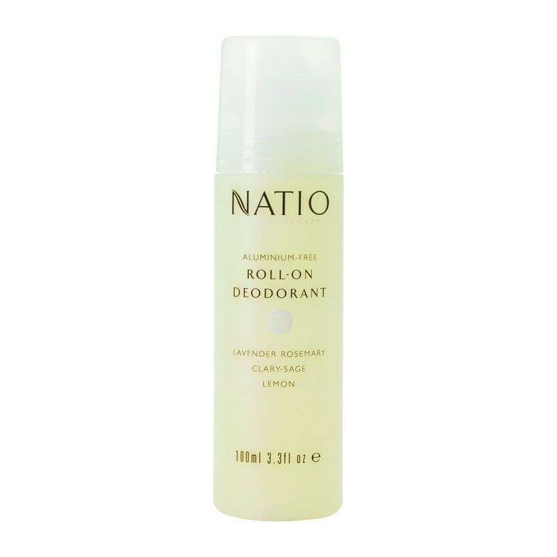 Natio Aromatherapy Aluminium Free Roll On Deodorant