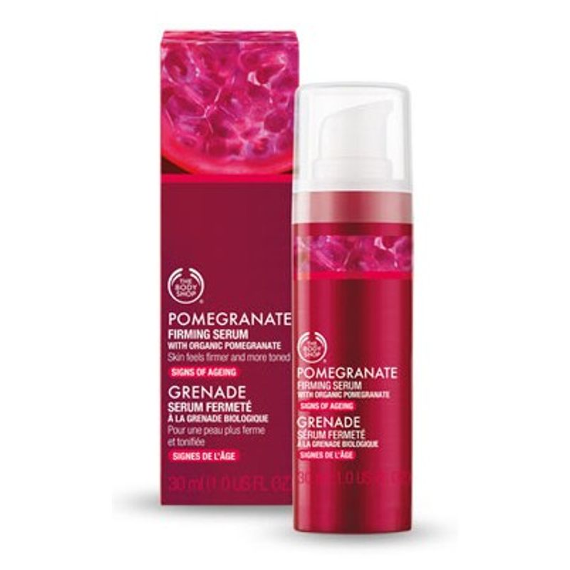 The Body Shop Pomegranate Firming Serum