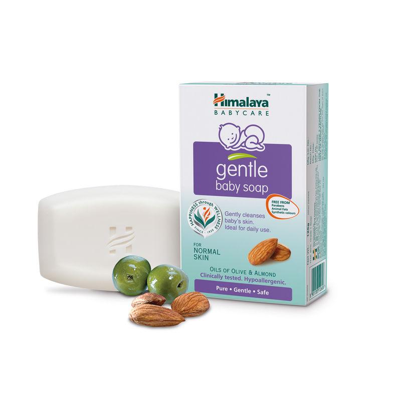 Himalaya Baby Care Gentle Baby Soap