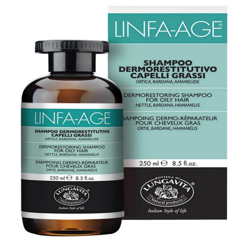 Bottega Di Lungavita Linfa Age Shampoo For Oily Hair