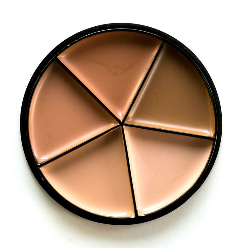 Make Up For Life 5 Color Concealer Corrector