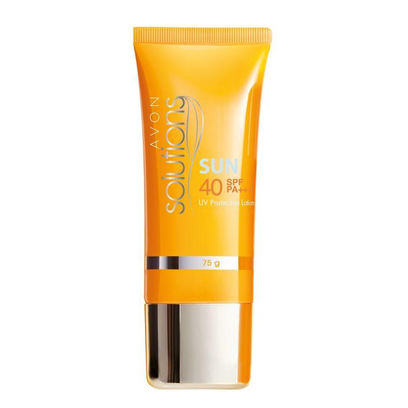 Avon Solution Sun UV Protective Lotion SPF40 PA+++