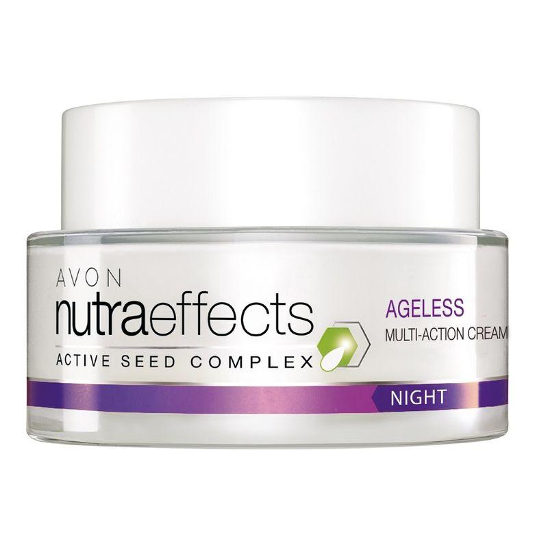 Avon Nutraeffects Ageless Multi Action Night Cream