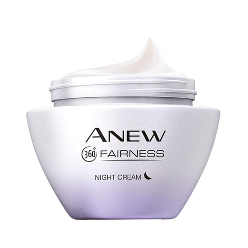 Avon Anew Fairness White Night Cream