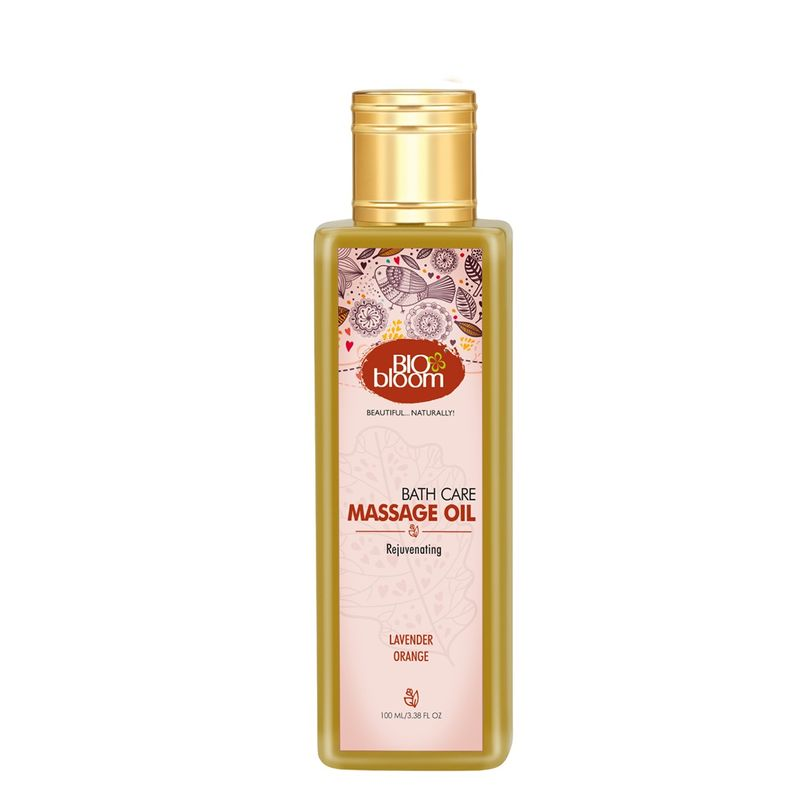 Biobloom Rejuvenating Massage Oil