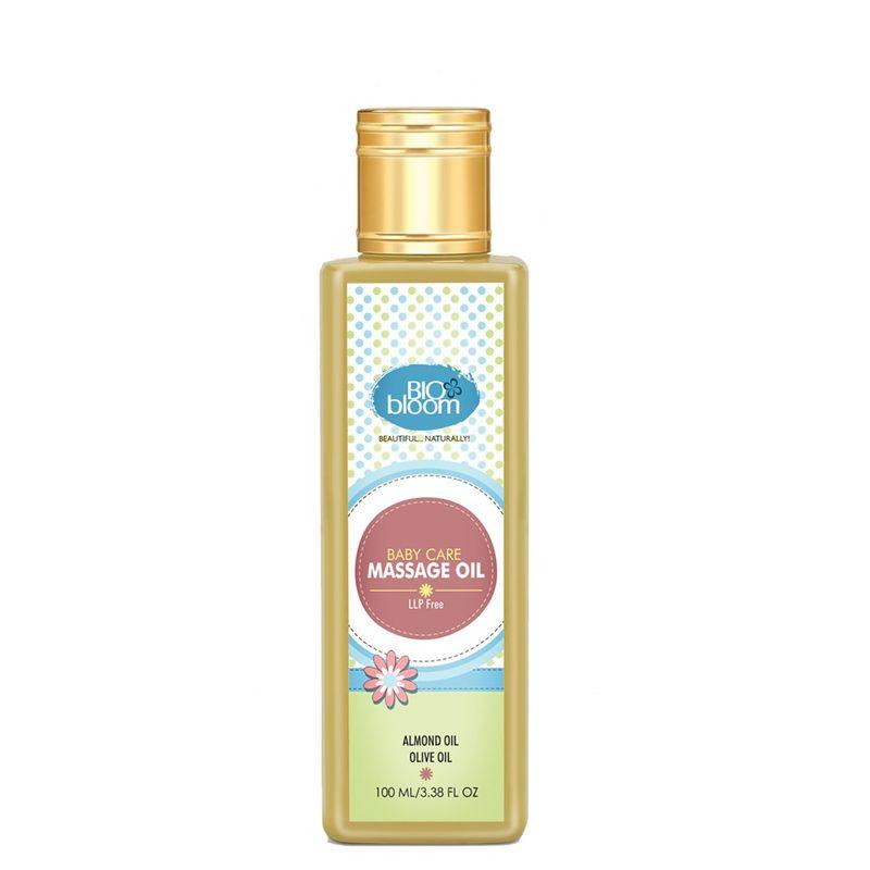 Biobloom Baby Massage Oil