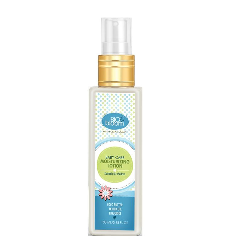 Biobloom Baby Moisturizing Lotion