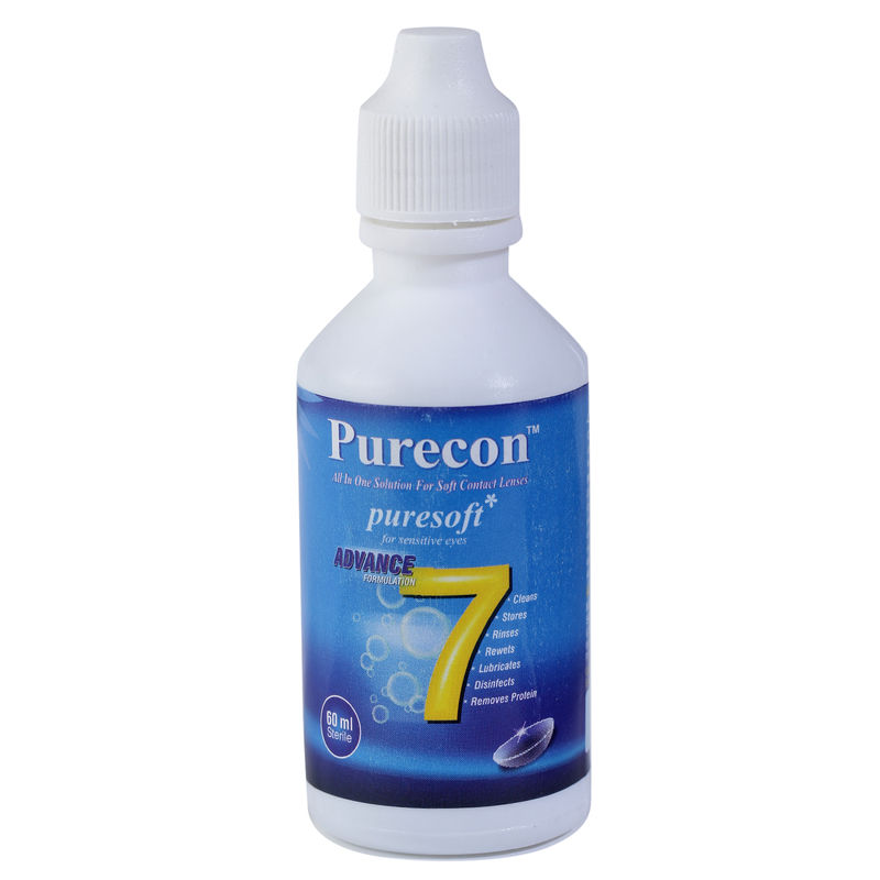 Purecon Puresoft Multi-Purpose Solution (60ml)