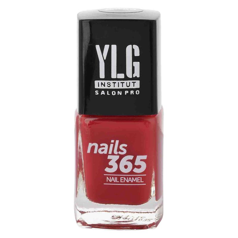 YLG Nails365 Créme Nail Paint - Bollywood And Wine