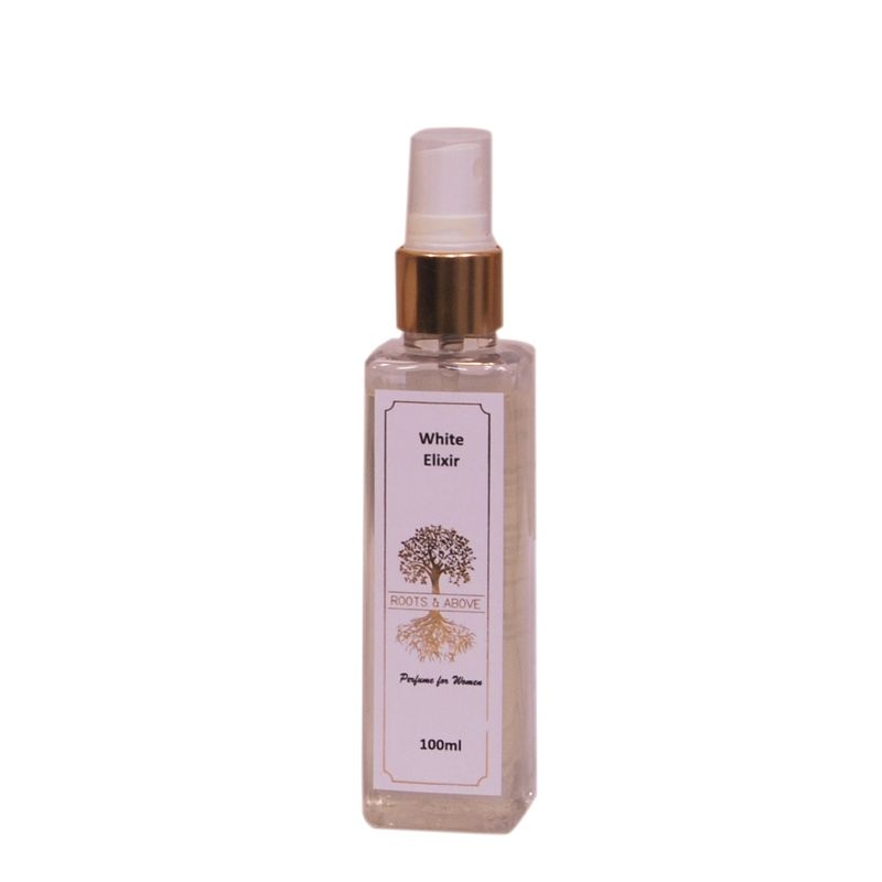 Roots & Above White Elixir - Perfume For Women
