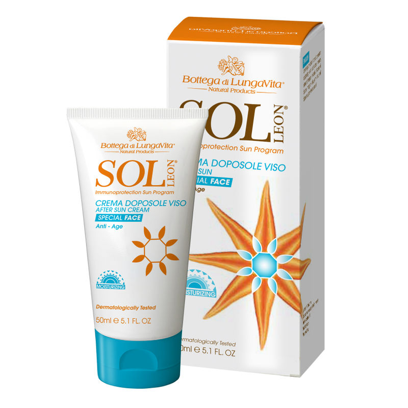 Bottega Di Lungavita Sol Leon After Sun Cream Face