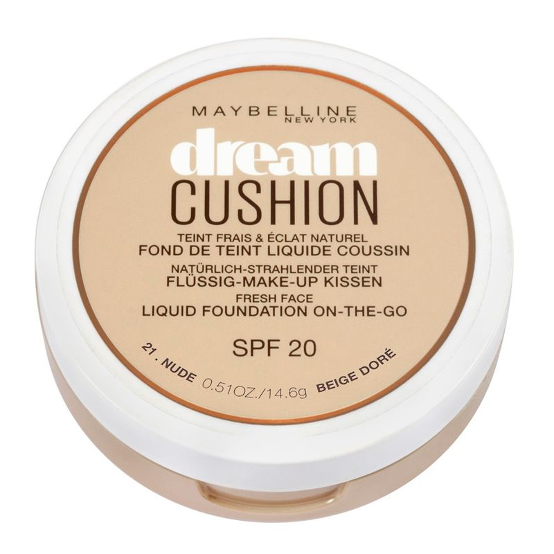 cf2c92938eeb Maybelline New York Foundation - Buy Maybelline New York Dream Cushion  Fresh Face Liquid Foundation Online in India   Nykaa