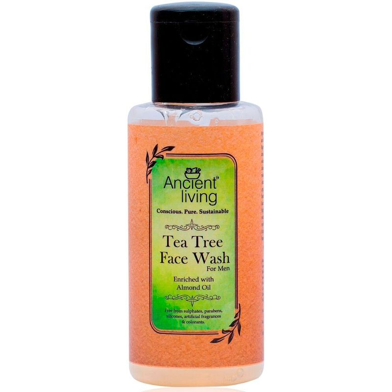 Ancient Living Tea Tree Face Wash